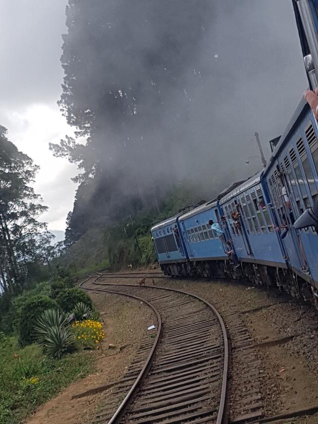 Ella train journey